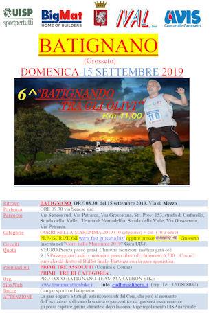 Calendario Gare Podistiche Toscana.Team Marathon Bike Grosseto